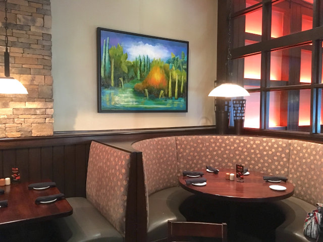 Passion Renewed in Firebirds Grill in Charlotte